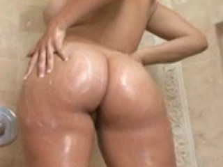 Big Butt Shower Fuck