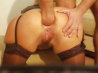 Brutal Ass Play Fisting Insetions(the Full Version 9...