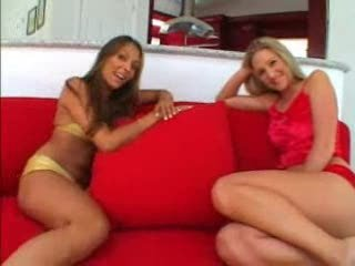 Alexis Malone 3some