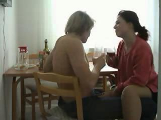 Mature Russian Wife Cheating With Teen Boy