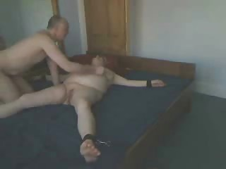 Having Fun With My Old Submissive Wife
