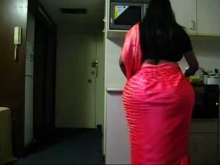 Amateur Ass Indian Kitchen Long hair