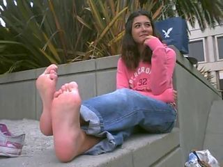 Turkish Girl Nice Feet...