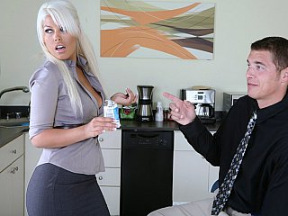 Bridgett gets fucked by her...
