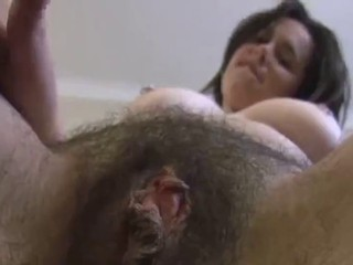 Michelle Hot Hairy Pussy by TROC