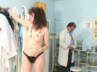 Karla visits gyno clinic close...