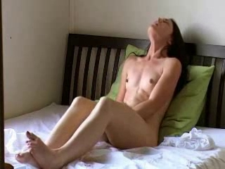 Amateur Masturbating Orgasm Small Tits Teen Toy