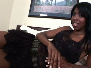 Amazing Ebony Teen