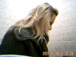 Dear young girl spied on toilet 1