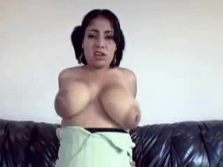 Watch This  Hot Latin Beauty...