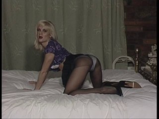 British sluts in tights in various scenes