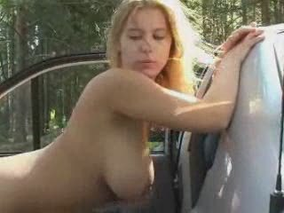 Outdoor Anal And Facial