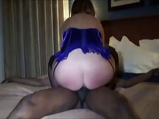 Milf Rides And Squirts