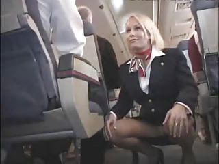 Hardcore Sex On A Plane