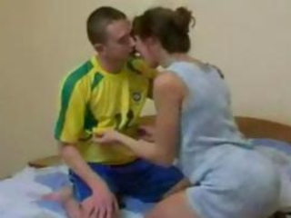 Elder sister seduced brother and fuck while..