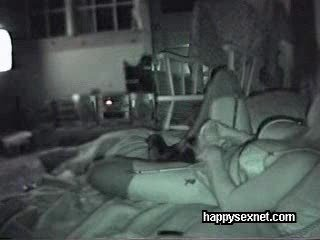 My Mummy Masturbating After A Party. Hidden Cam