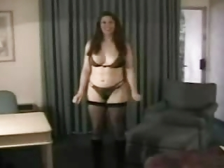 Nervous White Milf Is Coached By Hubby For Black Lov...