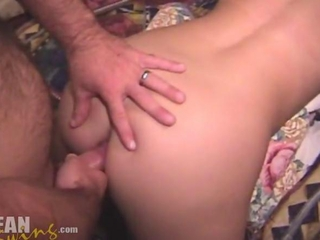 Amateur Anal Creampie Doggystyle Close up