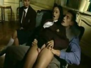 Amateur European Italian Teen Threesome
