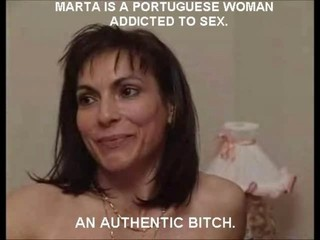 MARTA -The Private Life of a...