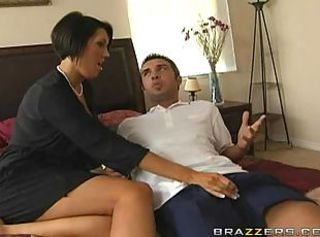 This Milf Loves The Big Cock