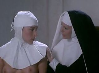 Images In A Convent Lesbian Scene