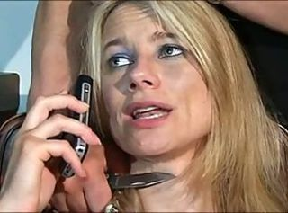 Italian Blonde Woman Gets Fucked By Criminal Man _: blondes italian milfs