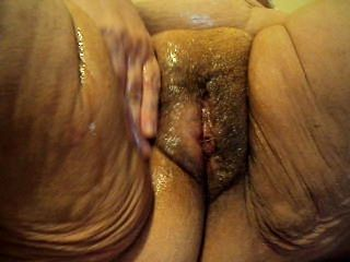 all oiled up and ready of u