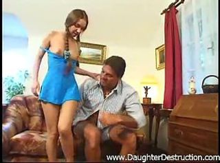 Daddy loves to abuse
