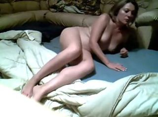 mom fingering on hidden cam