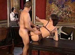 House of fuck _: anal fingering matures