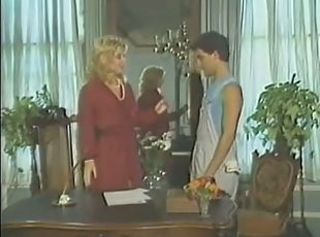 Several vintage MILF scenes - Nina, Nikki and Lynn