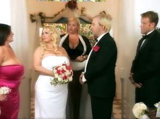 My Big Buxom Wedding