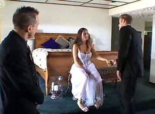"Bride Starts Marriage By Fucking Two! Read Rate Comment"" target=""_blank"