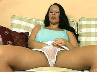 Laura Lion dildos pussy and ass