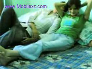 Indian College Teen Nishi doing sex regarding her BF