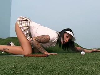 Tattooed Brunette Sports Slut Juelz Ventura Gets a 69 and a Rough Fuck