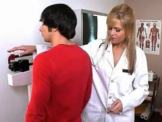 Darcy Tyler Gets Horny With a Patient