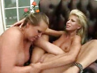 Two chicks try pussy fisting outdoors