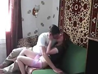 Horny Couple Letting Their Lust Loose In Homemade Video