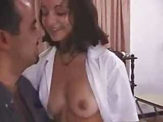 Indian tennage babe fucking with her teacher in classroom