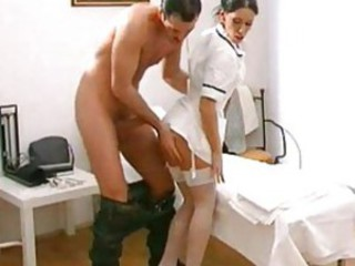 Mya The Hot Nurse