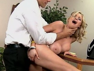 Busty Blonde Slut Katie Kox Loves Dominance Games and Rough Sex