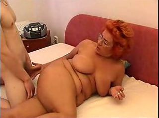 Redhead Mom Good Blowjob