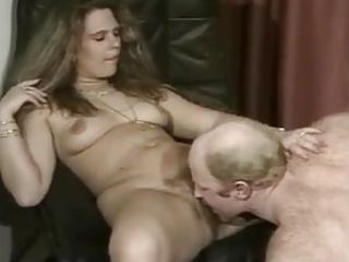 German mature with hairy twat having hot sex