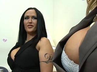 Teachers Carmella Bing and Phoenix Marie Fucking Their Best Student