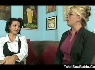 Two Hot Milf Screwed In The Ass _: anal milfs toys