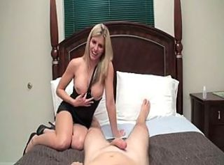 Cory Chase as mother and not her son POV