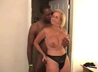 Mature Real Wife Enjoys Big Black Dick With Hubbys Approval! Watch ...