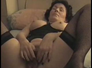 mature tenebrous Solo Masturbation extended version